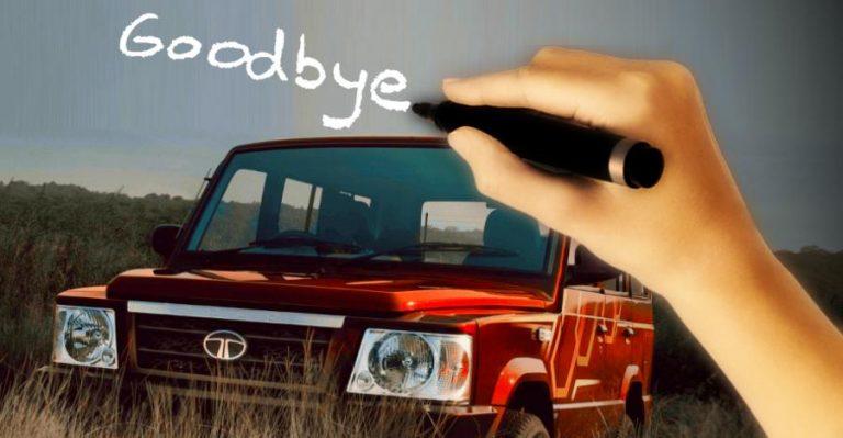 Tata Sumo Goodbye Featured