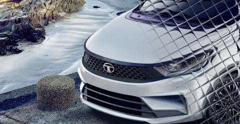 Tata Tiago Facelift Featured