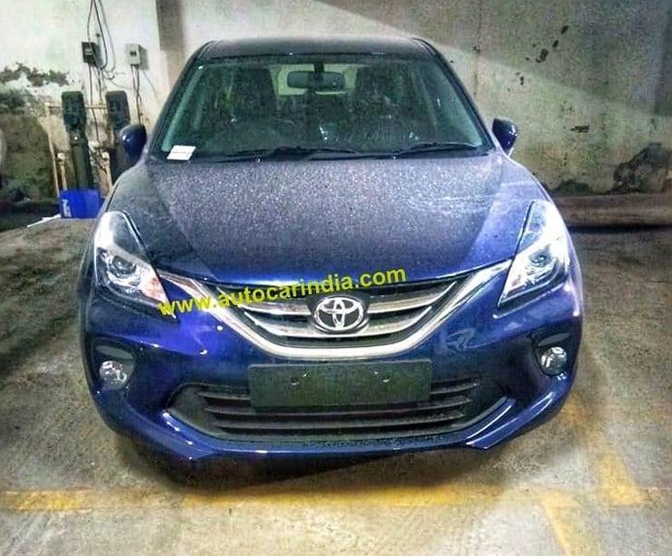 Toyota Glanza New 1