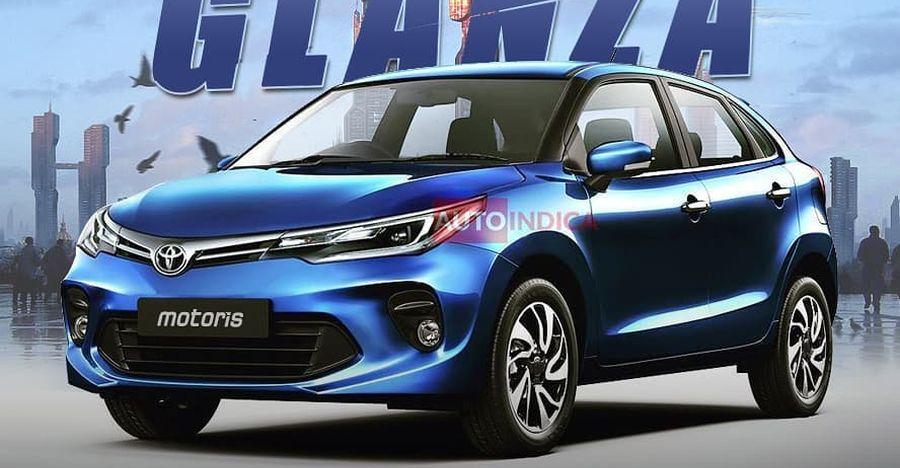 Toyota Glanza Render Featured