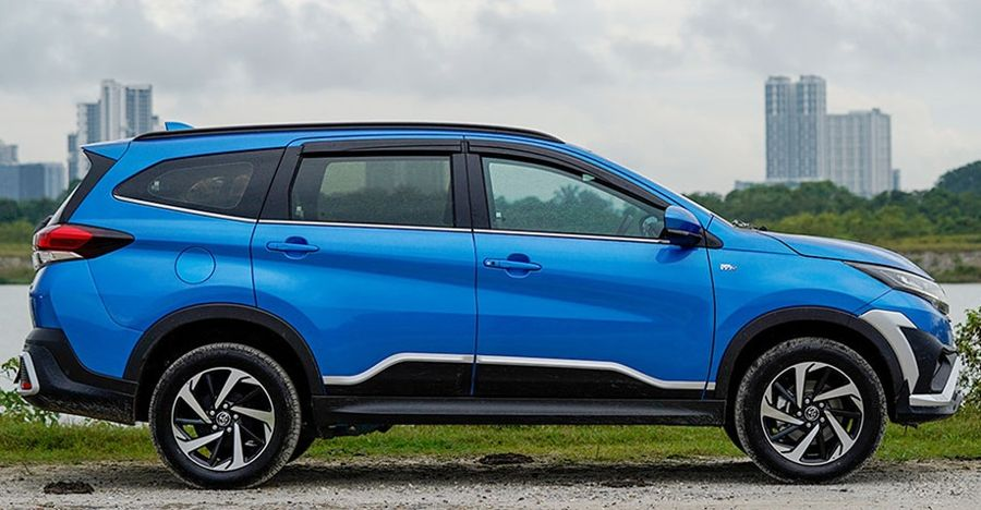 Toyota Rush Suv Confirmed For India