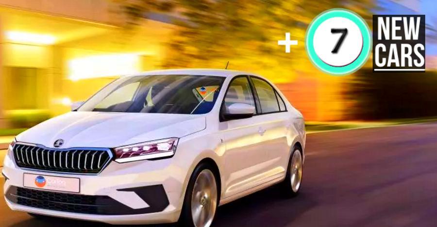 Upcoming Skoda & Volkswagen Cars Featured