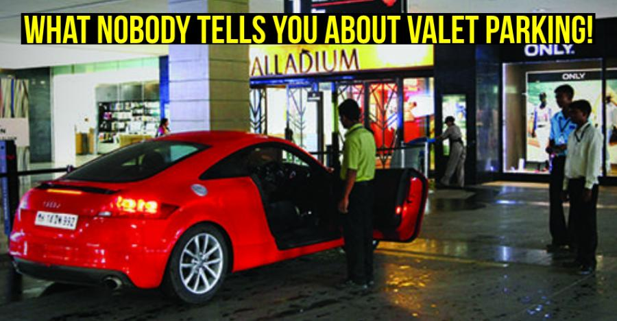 5 valet parking disasters & ways to avoid them