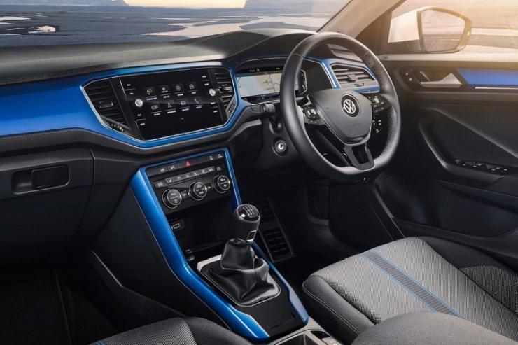Volkswagen T Roc 3