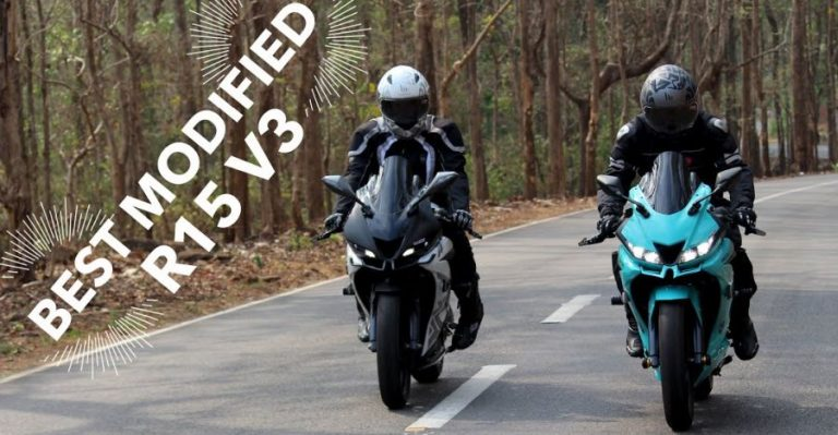 Yamaha R15 Best Modified Featured