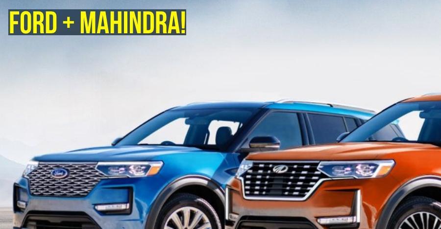 7 Upcoming cars from Ford-Mahindra JV: Hyundai Creta challenger to MG Hector rival