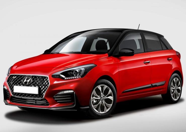 2020 Hyundai Elite I20 1