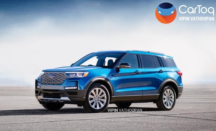 2021 Ford C Suv