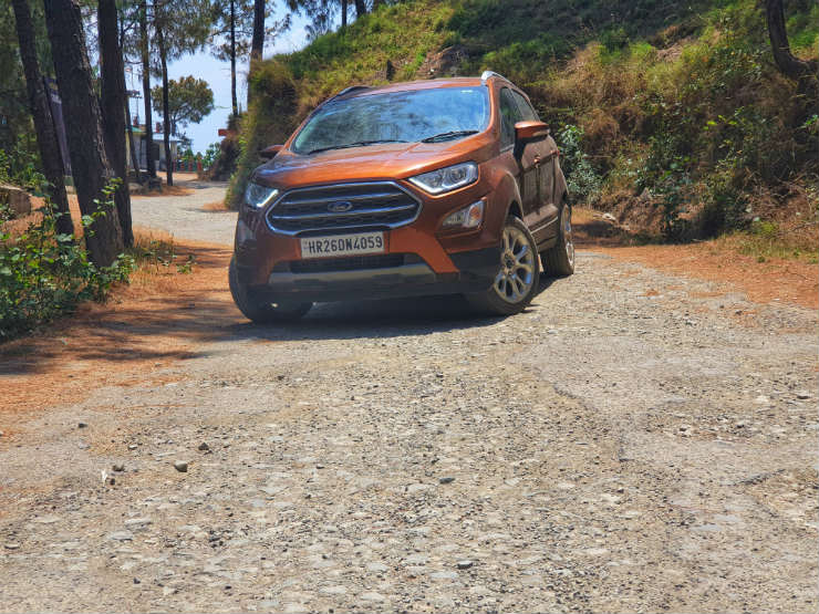 Ford EcoSport BS6 compact SUV launched in India: Only Rs. 13,000 pricier