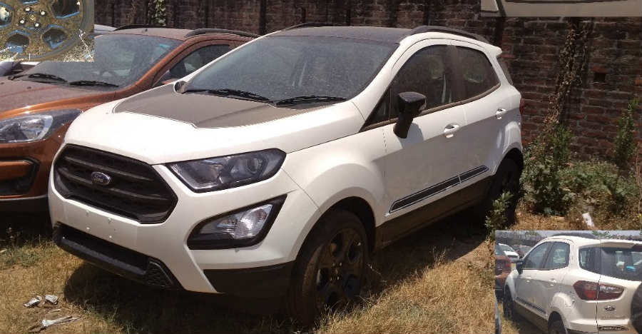Ford Ecosport Thunder Special Edition Walkaround Video