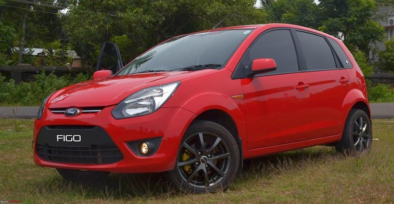 Ford Figo Featured