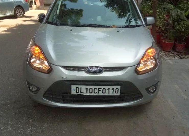 Ford Figo Used