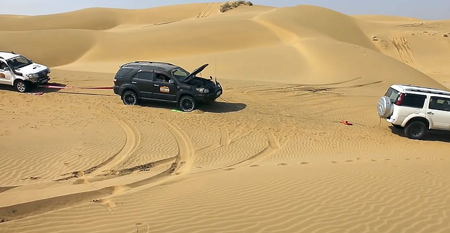 Fortuner Endeavour Featured