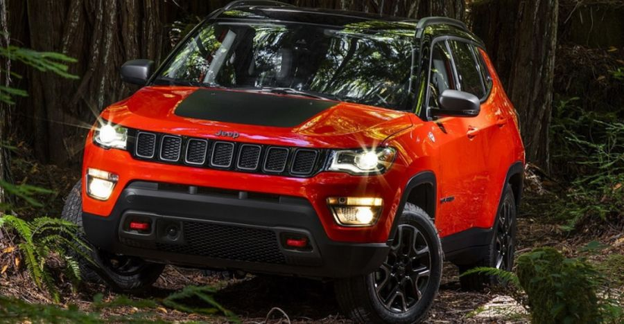 Jeep Compass Trailhawk Featured