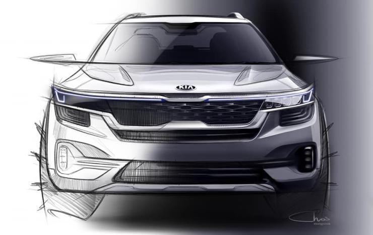 Kia Sp2i Compact Suv Render 1