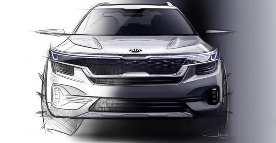 Kia Sp2i Compact Suv Render Featured