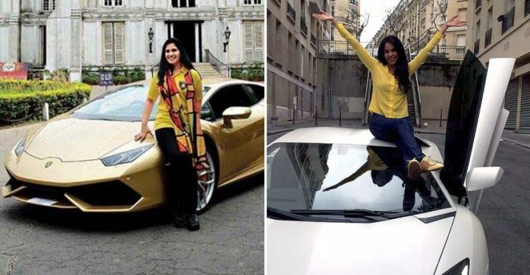 Lady Supercar Owners Featured