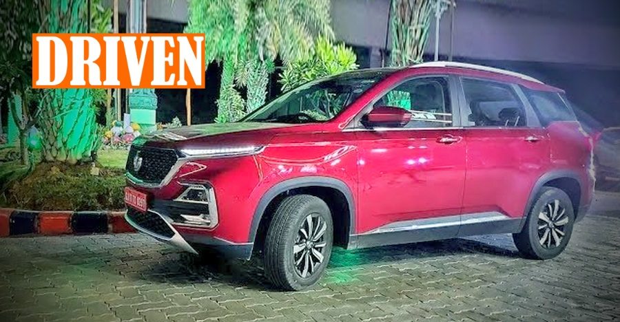 Mg Hector Petrol Featured