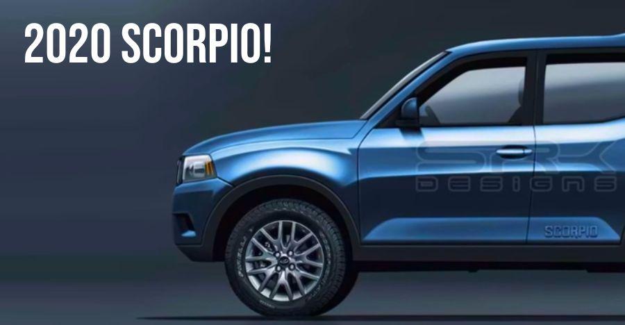 Scorpio Render Featured