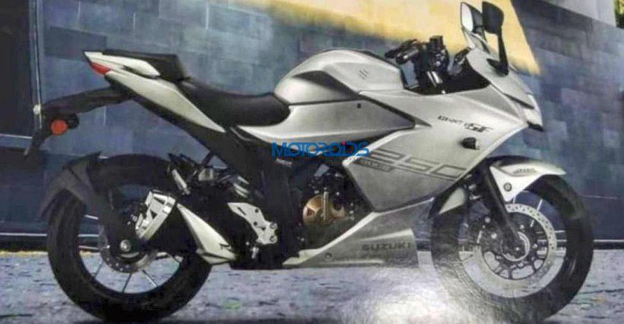 Suzuki Gixxer 250 Featured