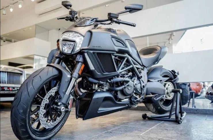 Ducati Diavel Bbt