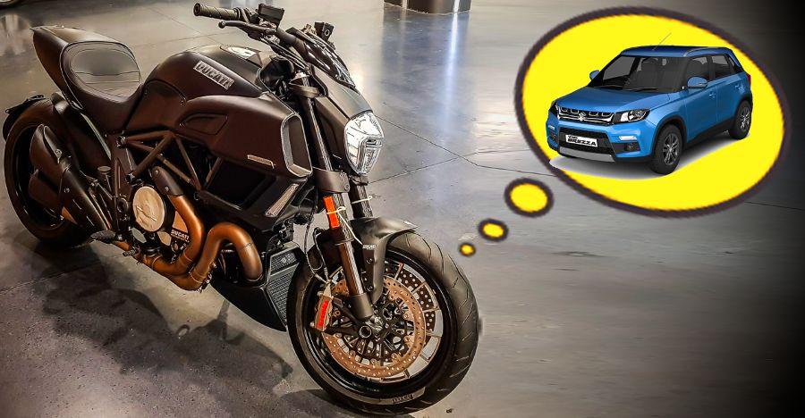 Ducati Diavel Featured