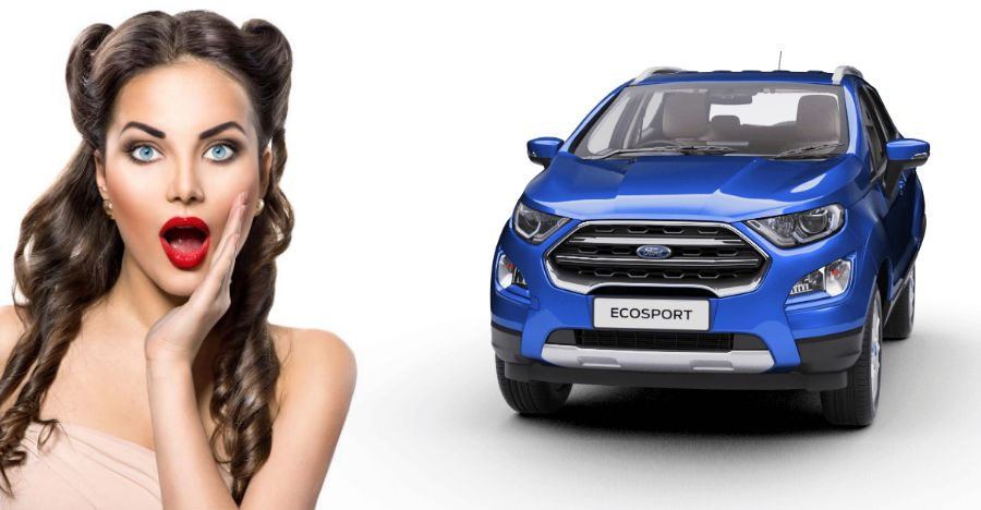 Ford Ecosport Price Cut Featured