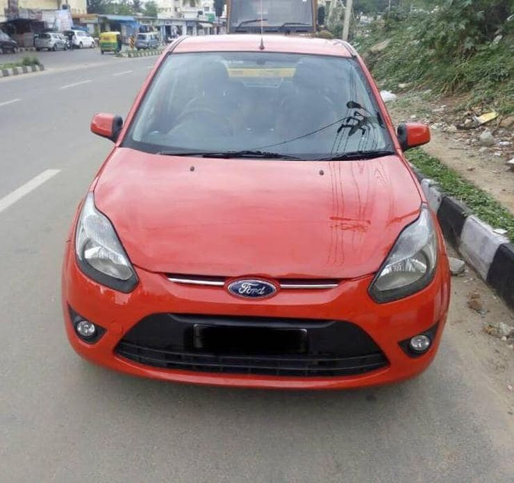 Ford Figo Used 7