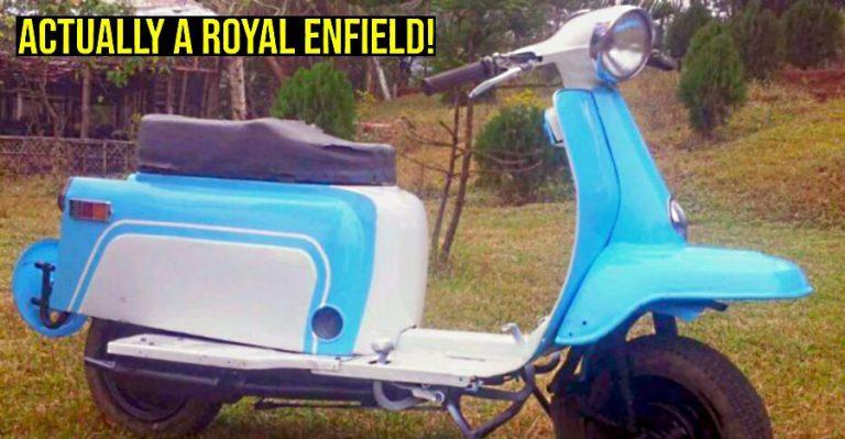 Forgotten Royal Enfield Featured