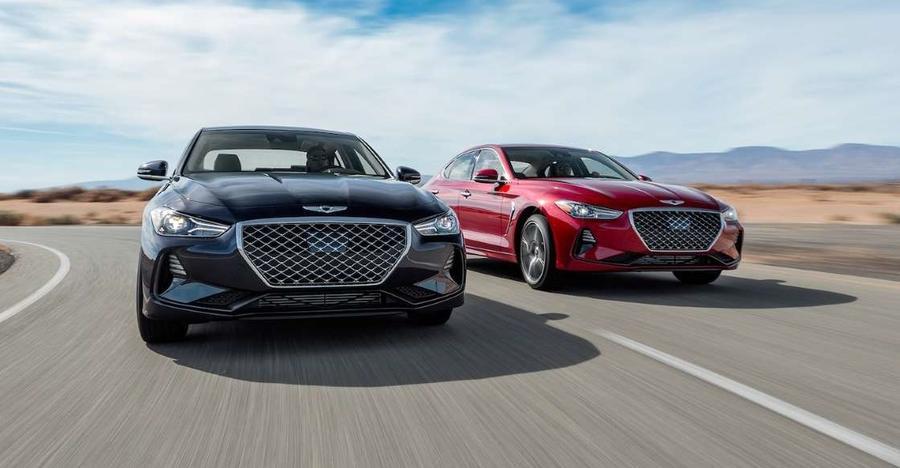 Genesis Cars Featured
