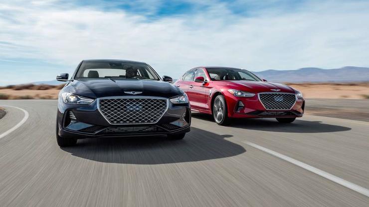 Genesis Cars