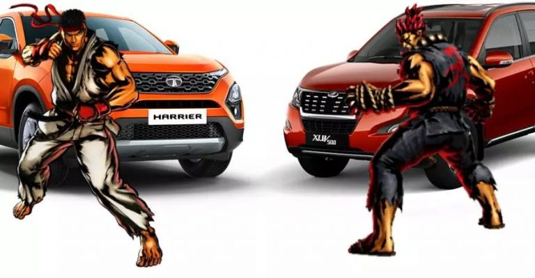 Harrier Xuv500 Featured