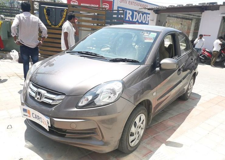 Honda Amaze Used 1