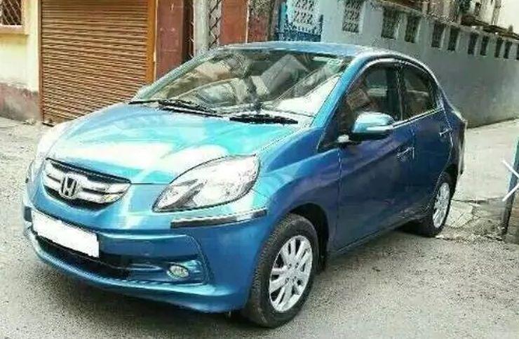 Honda Amaze Used
