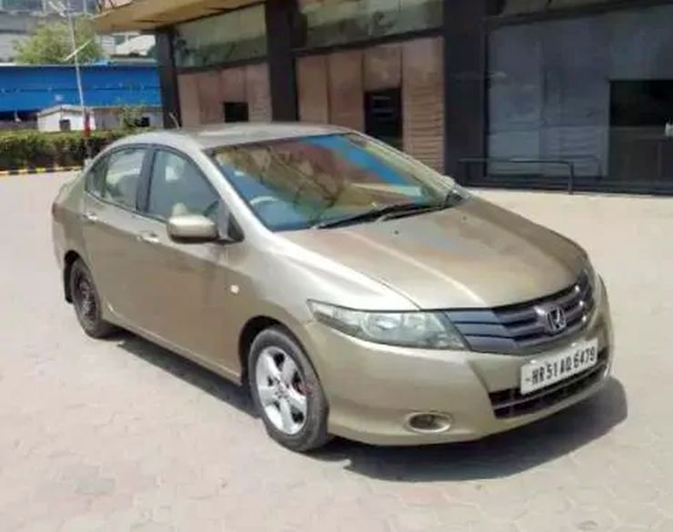 Honda City Used 9