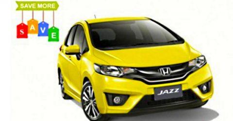 Honda Jazz Discount Featured
