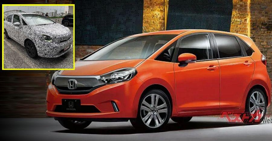 Honda Jazz Featured