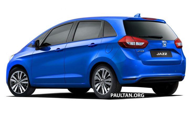 2020 All New Honda Jazz Premium Hatchback What Itll Look Like
