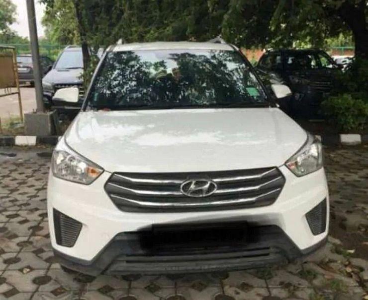Hyundai Creta Used 2