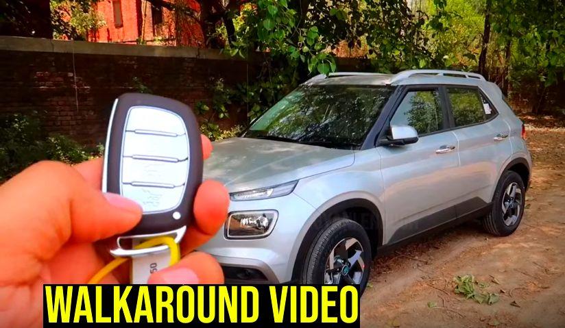 Hyundai Venue Walkaround