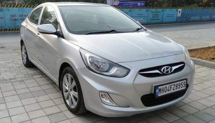 Hyundai Verna Used 2