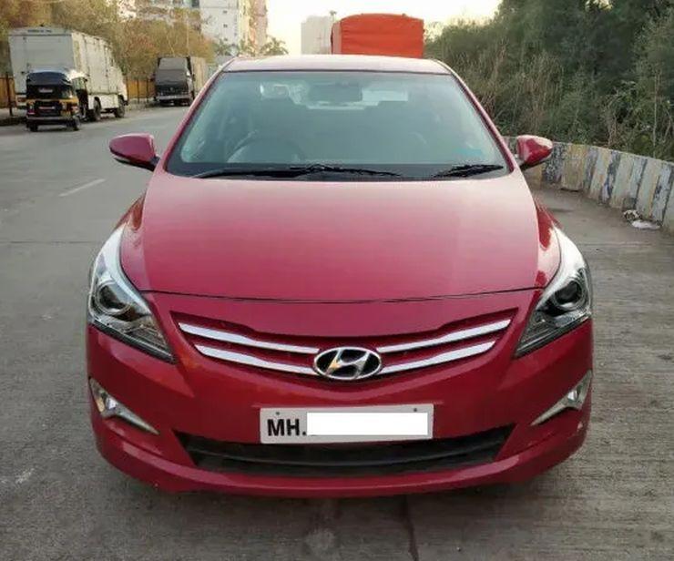 Hyundai Verna Used