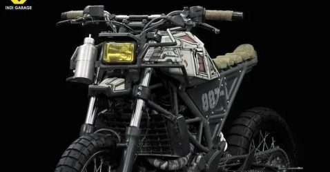 Ktm Duke Scrambler Featured