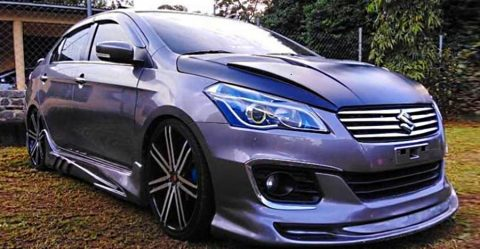 Maruti Ciaz Modified Featured