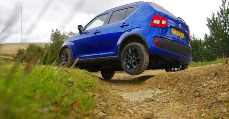 Maruti Ignis Ground Clearance Featured