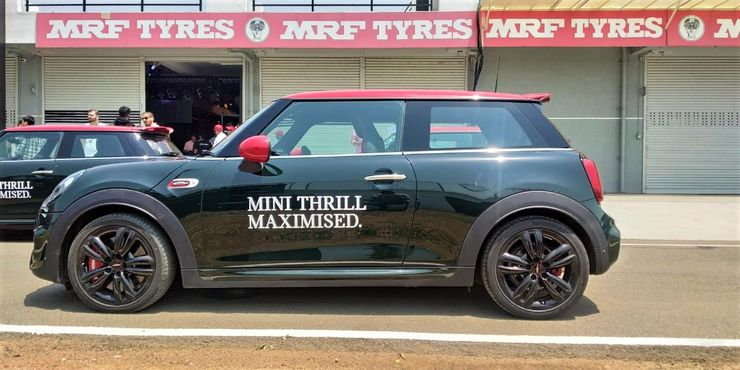 Mini Cooper Jcw Launched In India Priced At Rs 435 Lakh