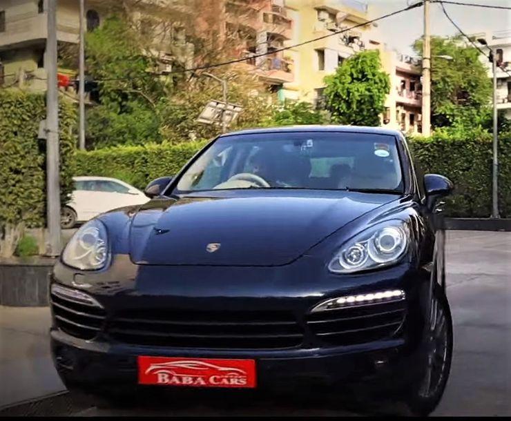 Porsche Cayenne Used