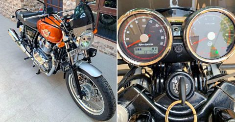 Royal Enfield Interceptor 650 For Sale Featured