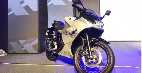 Suzuki Gixxer Sf 150 Featured