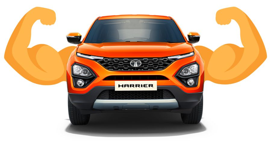 Tata Harrier Power Boost Featured